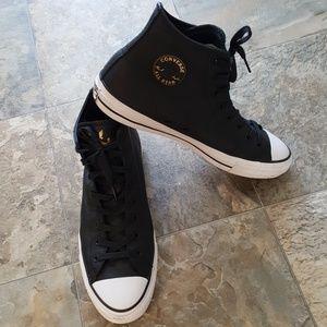 Converse CTAS Pro Hi Skate Shoes Leather Size 13